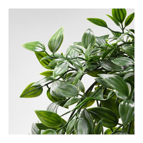 fejka ikea h nge pflanze k nstlich gr n pflanze wohnen. Black Bedroom Furniture Sets. Home Design Ideas