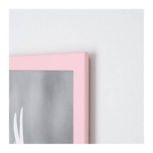 fiskbo ikea bilder foto rahmen rosa 21x30 din a4 wohnen dekoration m bel wohnen ebay. Black Bedroom Furniture Sets. Home Design Ideas