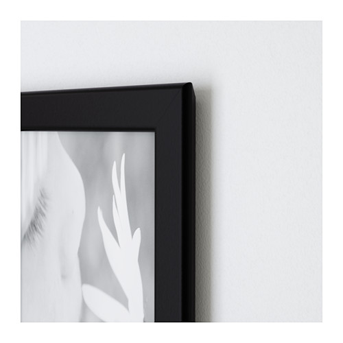 fiskbo ikea bilder foto rahmen schwarz 21x30 din a4 bilderrahmen wohnen ebay. Black Bedroom Furniture Sets. Home Design Ideas