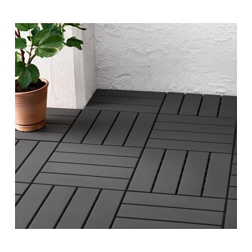 runnen ikea bodenrost belag dunkelgrau 30x30 9er pack. Black Bedroom Furniture Sets. Home Design Ideas