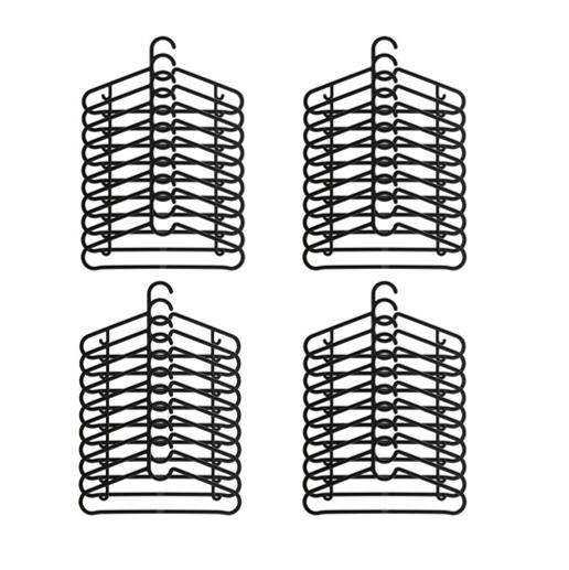 40x spruttig ikea kleiderb gel schwarz kleidung hemden neu. Black Bedroom Furniture Sets. Home Design Ideas